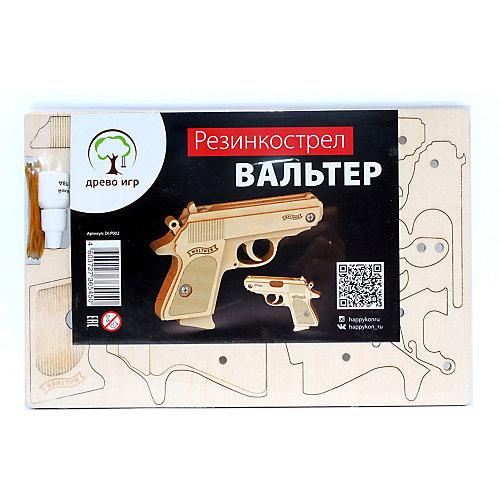 "Пистолет-резинкострел Древо Игр ""Вальтер"" от Древо Игр"