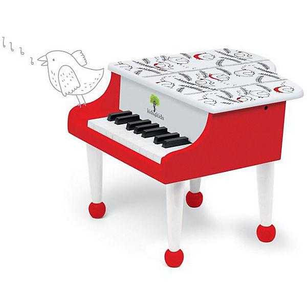 """Детский рояль Kids4kids """"Волшебные ноты"""", 18 клавиш"""