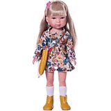 """Кукла Vestida de Azul """"Весна Гламур"""" Карлотта блондинка с челкой, 28 см"""