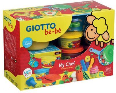 """Набор для моделирования Giotto be-be """"My Chef"""""""