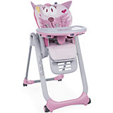 Стульчик Chicco Polly 2 Start, miss pink