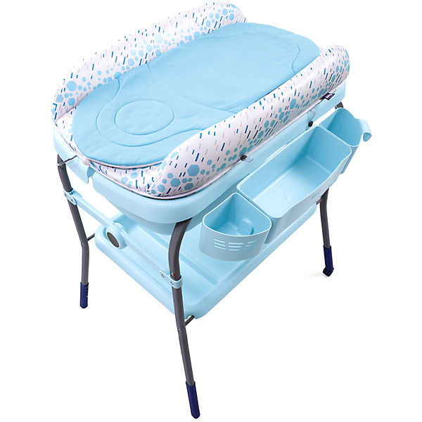 Bade- & Wickelkombination Cuddle & Bubble Comfort, Ocean