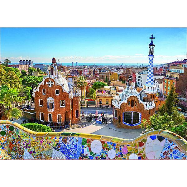 "Пазл Educa ""Вид на Барселону из парка Гуэля"", 1000 элементов"