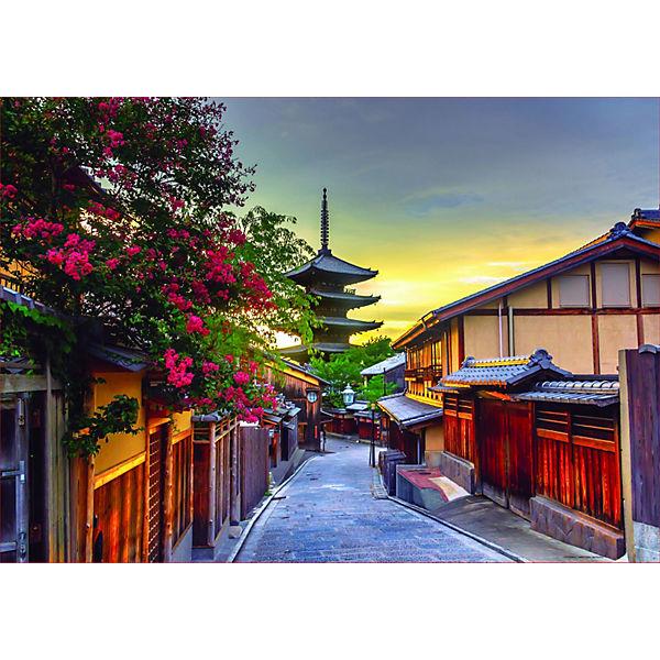 """Пазл Educa """"Пагода Ясака, Киото, Япония"""", 1000 элементов"""