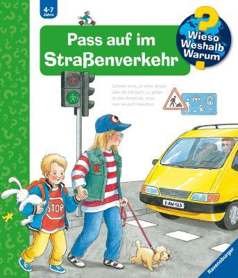 Buch - WWW Pass auf im Straßenverkehr