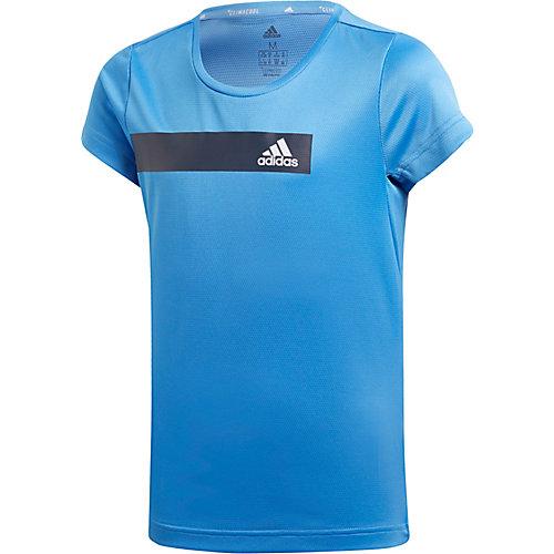 adidas Sport Inspired T-Shirt TR COOL für Jungen Gr. 152 Mädchen Kinder | 04060515077511