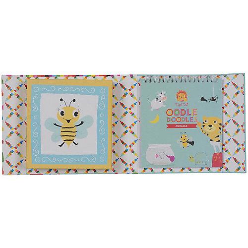 """Набор для рисования с восковыми мелками Tiger Tribe """"Животные"""" от Tiger Tribe"""