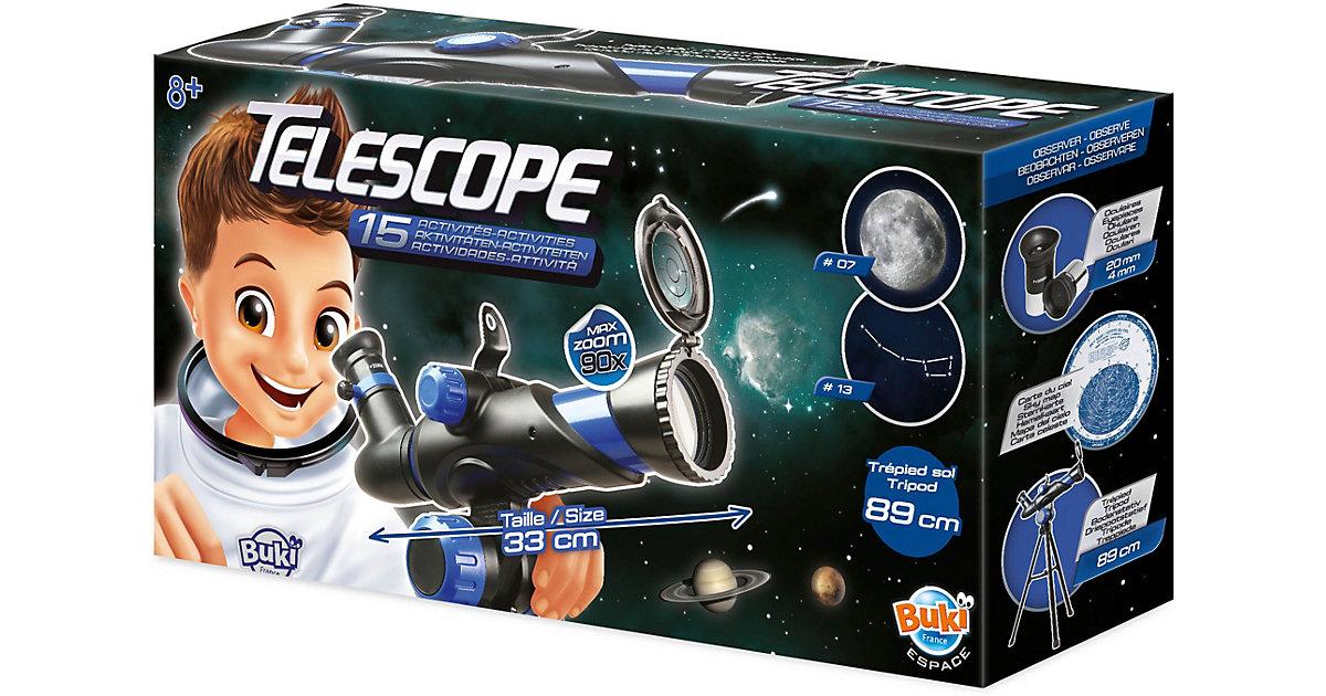 Teleskop - 15 Aktivitäten