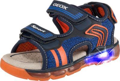 Sandalen Blinkies ANDROID BOY für Jungen, GEOX
