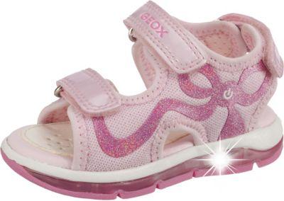 Baby Sandalen Blinkies TODO GIRL für Mädchen, GEOX