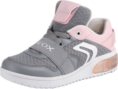 Sneakers Low Blinkies XLED Girl für Mädchen mit LED Sohle, GEOX