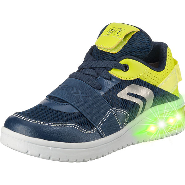 Sneakers Low Blinkies XLED BOY für Jungen, mit LED Sohle