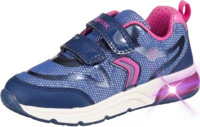 Sneakers Low Blinkies SPACECLUB GIRL für Mädchen, GEOX