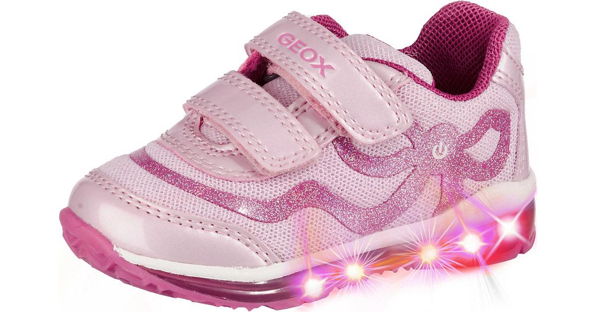 GEOX · Baby Halbschuhe Blinkies TODO GIRL Gr. 23 Mädchen Kleinkinder