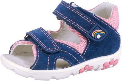 Baby Sandalen PEPPI für Mädchen, Weite M, elefanten