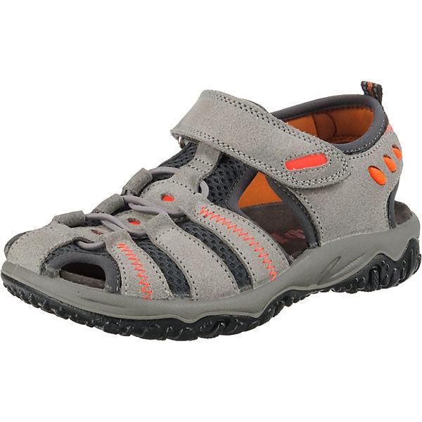save off 7a04e 57c30 Sandalen PACIFIC für Jungen, Weite W für breite Füße, elefanten