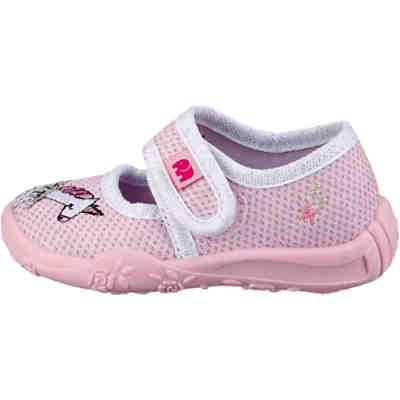 973ce343e55681 Baby Hausschuhe SWEETY für Mädchen Baby Hausschuhe SWEETY für Mädchen 2