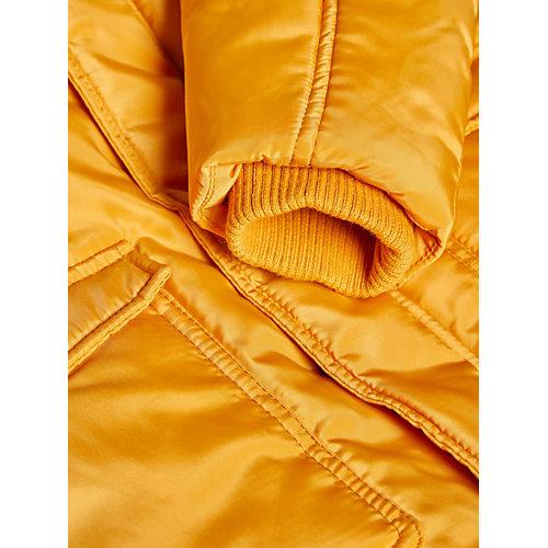 Утепленная куртка Name It - оранжевый от name it