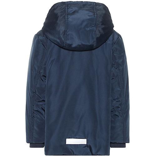 Утепленная куртка Name It - голубой от name it