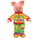 """Мягкая игрушка Мульти-Пульти """"Хрюша учит одеваться"""", 25 см"""