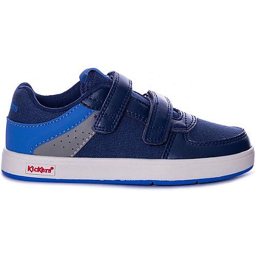 Кеды Kickers Grady Low CDT - темно-синий от KicKers