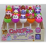 Игрушка-антистресс Cake Pop Cuties 2 серия, в закрытой упаковке