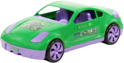 """Автомобиль Marvel """"Мстители. Халк"""", зеленый"""