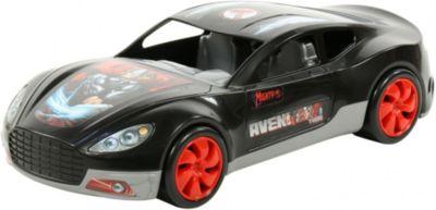 """Автомобиль Marvel """"Мстители. Тор"""", черный"""