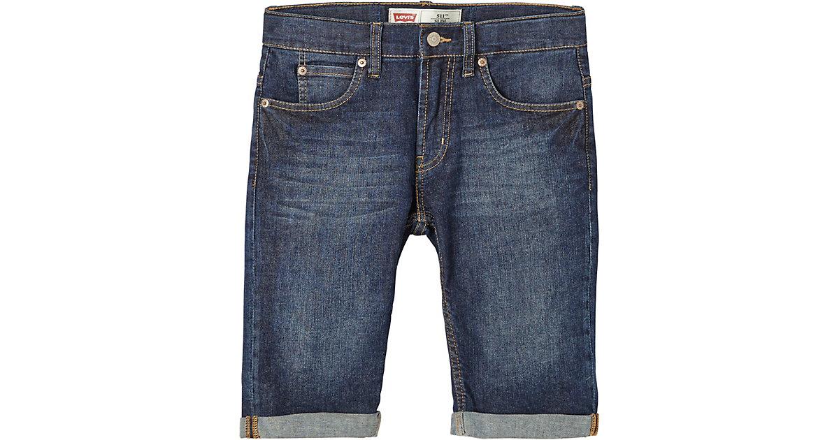 LEVI'S · Jeansshorts 511 Gr. 152 Jungen Kinder