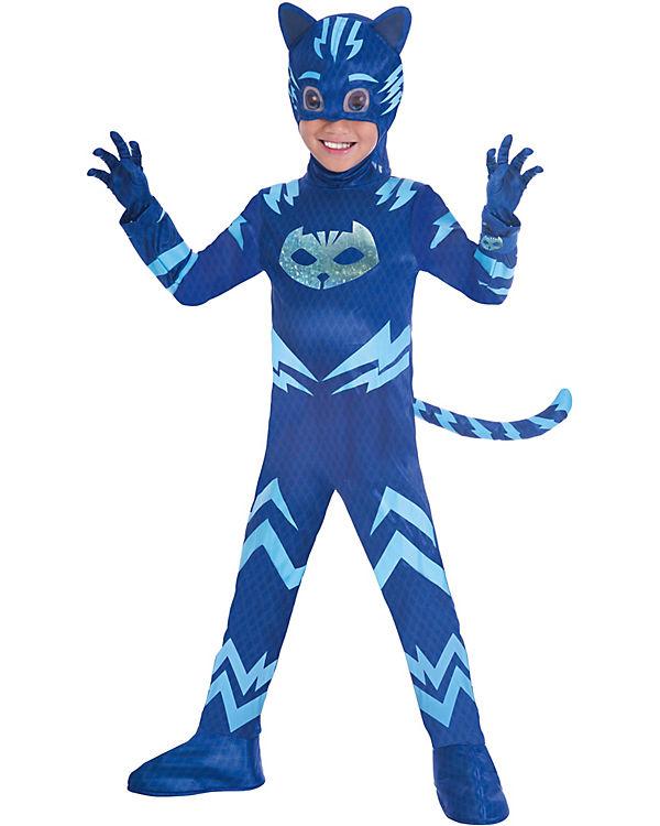 Kinderkostüm PJ Masks Catboy (BEST), 5-tlg., PJ Masks