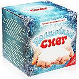 Набор для опытов Волшебный снег, Подарочный набор