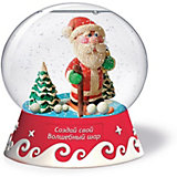 "Набор для творчества Magic Moments ""Создай Волшебный шар"" Дед Мороз"