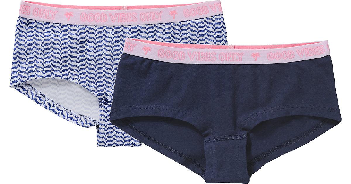 Sanetta · Kinder Panties Doppelpack Gr. 176 Mädchen Kinder