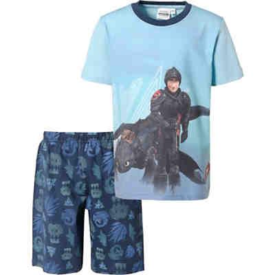 ebe43ace9a Dragons Schlafanzug für Jungen Dragons Schlafanzug für Jungen 2