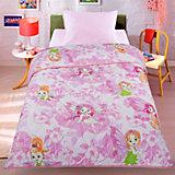 Одеяло-покрывало Letto для детской кроватки