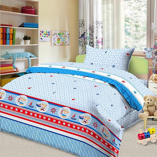 Детское постельное белье 3 предмета Letto, BG-102 от Letto