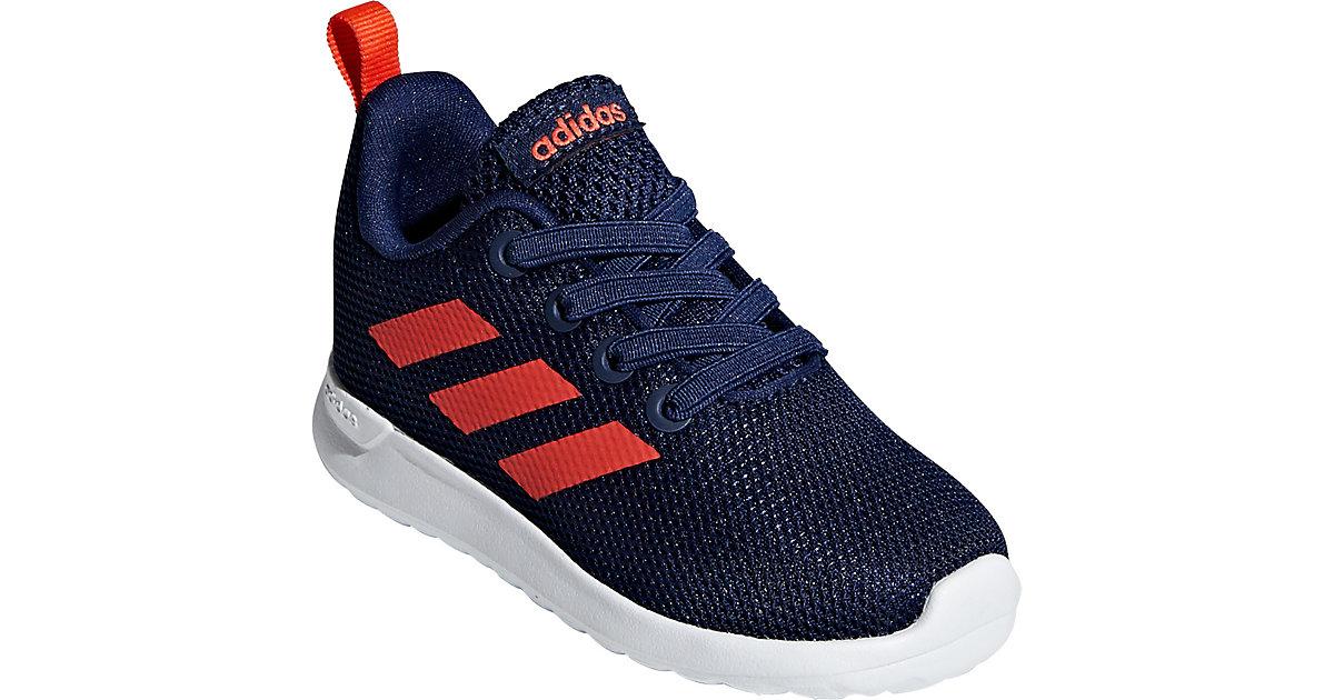 Sportschuhe LITE RACER CLN I  blau/rot Gr. 18 Jungen Baby