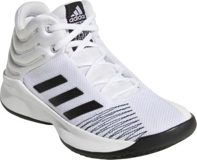 Kinder Basketballschuhe PRO SPARK 2018, adidas Performance