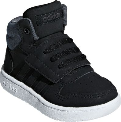 adidas Sport Inspired, Baby Sneakers High HOOPS MID 2.0, schwarz