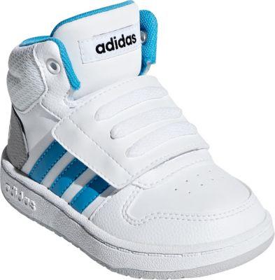 2 Sport Sneakers High Hoops Baby Mid JungenAdidas 0 Inspired Für IYvf6gb7my