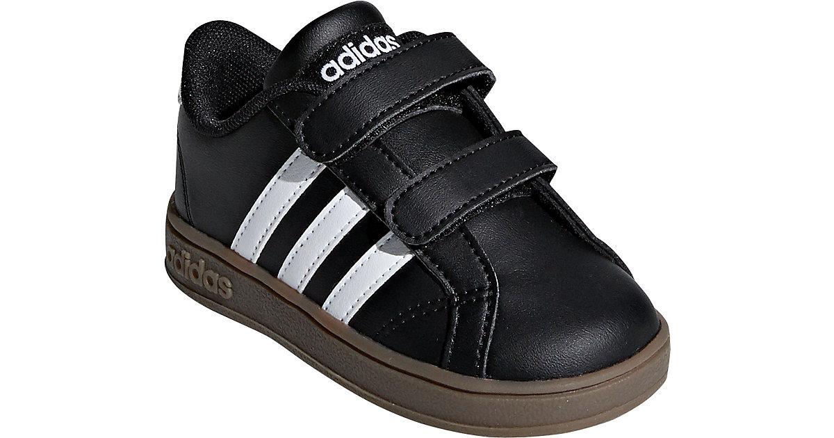 Baby Sneakers BASELINE CMF schwarz Gr. 18