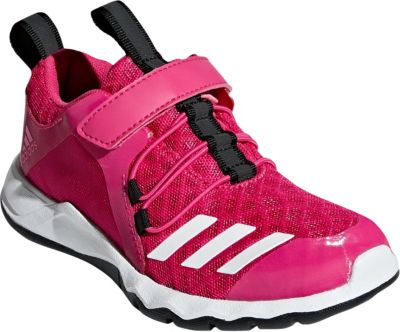 Sportschuhe RAPIDA FLEX EL K für Mädchen, adidas Performance