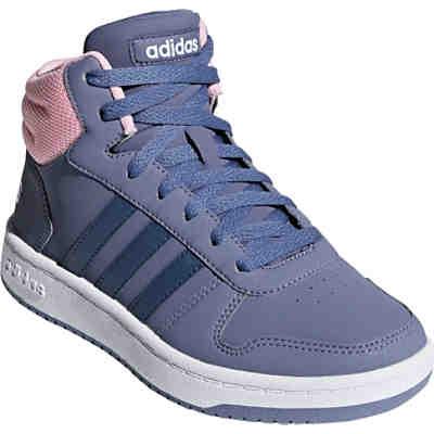 9b516daf88 Sneakers High HOOPS MID 2.0 K für Mädchen ...