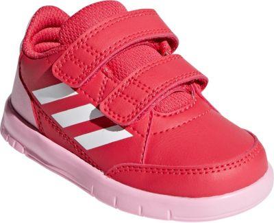 Baby Sportschuhe ALTA SPORT für Mädchen, adidas Performance