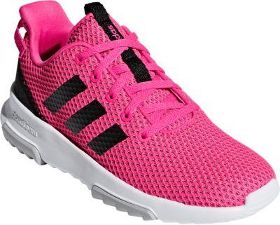 Sneakers Low CF RACER TR K für Mädchen, adidas Sport Inspired