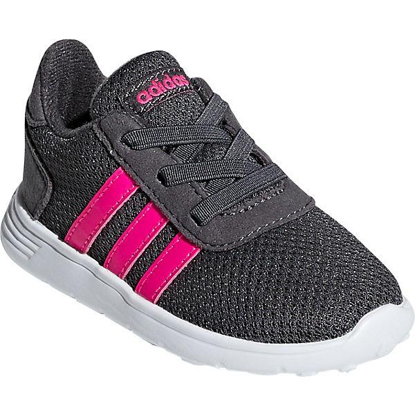 professionelles Design Kaufen suche nach authentisch Baby Sneakers LITE RACER INF für Mädchen, adidas Sport Inspired