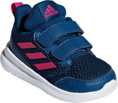 Baby Sportschuhe ALTA RUN CF für Mädchen, adidas Performance