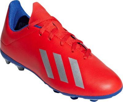 Fussballschuhe X 18.4 FxG J für Jungen, adidas Performance