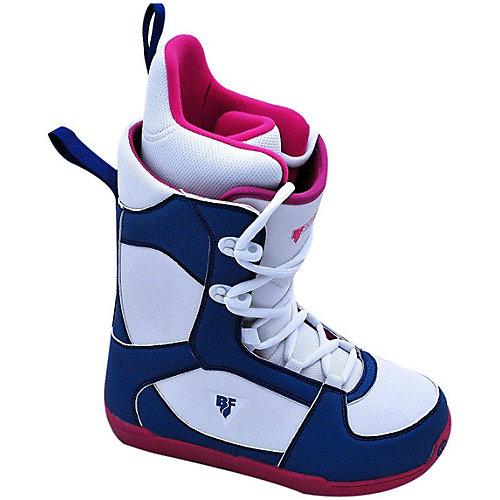"Ботинки для сноуборда BF snowboards ""Young Lady"" - черный от BF snowboards"