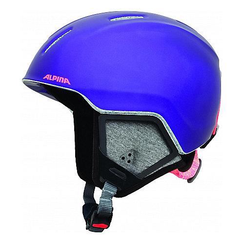 """Зимний шлем Alpina """"CARAT LX"""" royal-purple matt - фиолетовый от Alpina"""